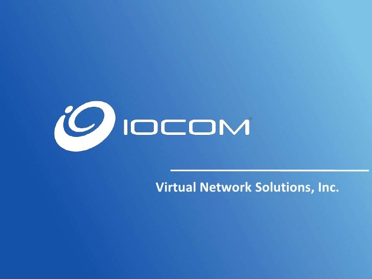 Virtual Network Solutions, Inc.<br />