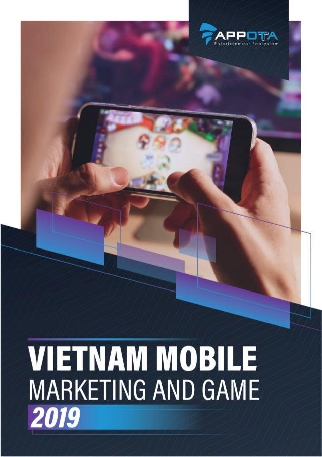 Thân gửi các quý đối tác! Trân trọng, Đội nghiên cứu thị trường, Appota Bên cạnh đó, game mobile chiếm một phần lớn thời g...