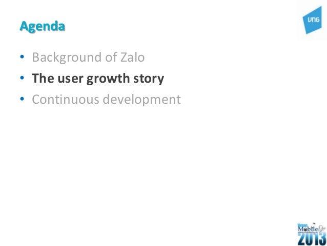 Zalo Chat Room