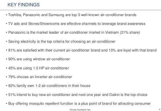 Air Conditioner Market In Vietnam  Slide 3