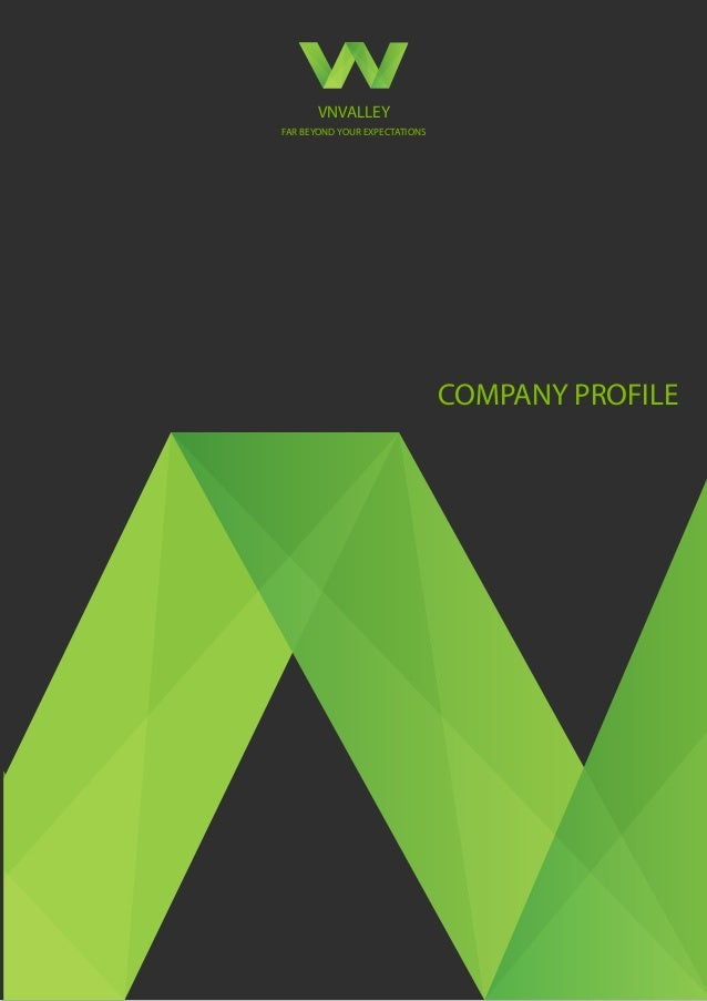 COMPANY PROFILE FAR BEYOND YOUR EXPECTATIONS VNVALLEY