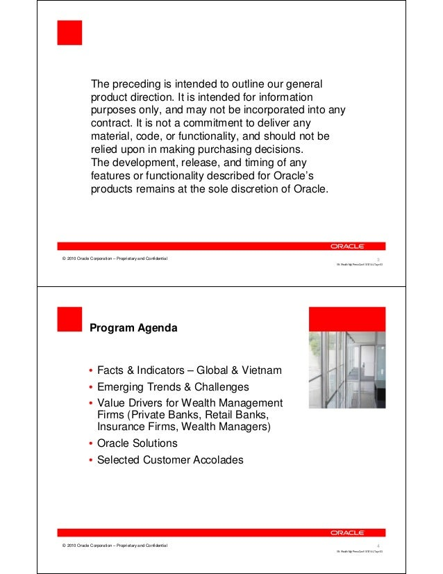 World Wealth Management Trends & The Vietnam Market Slide 2