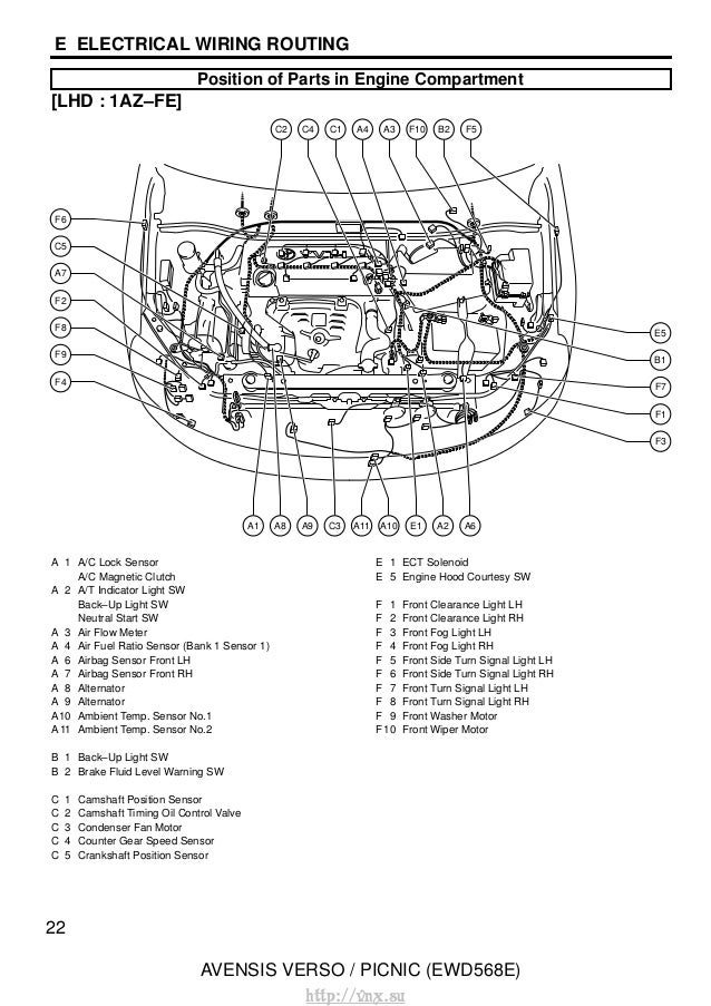 авенsisversopicnicewd-568e-450e Air Fuel Ratio Meter Wiring Diagram on air engine diagram, air clutch diagram, transmission diagram, air torque diagram, air mixture diagram, air density diagram,