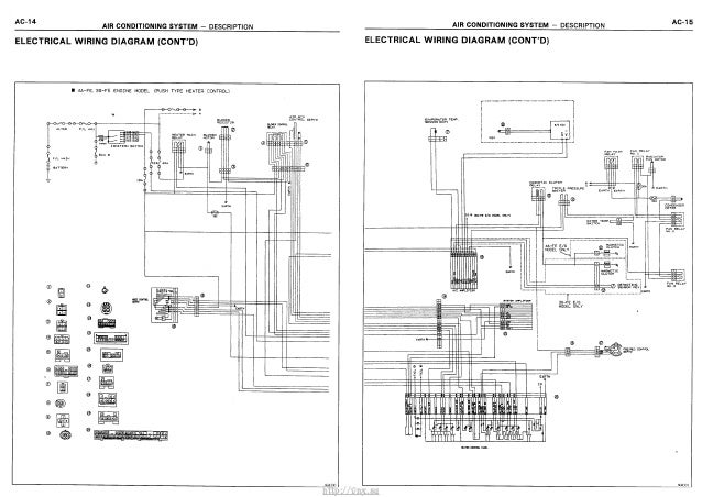 vnx su electrical wiring diagrams toyota carina e corona Toyota Electrical Wiring Diagram Toyota Electrical Wiring Diagram #29 toyota electrical wiring diagram