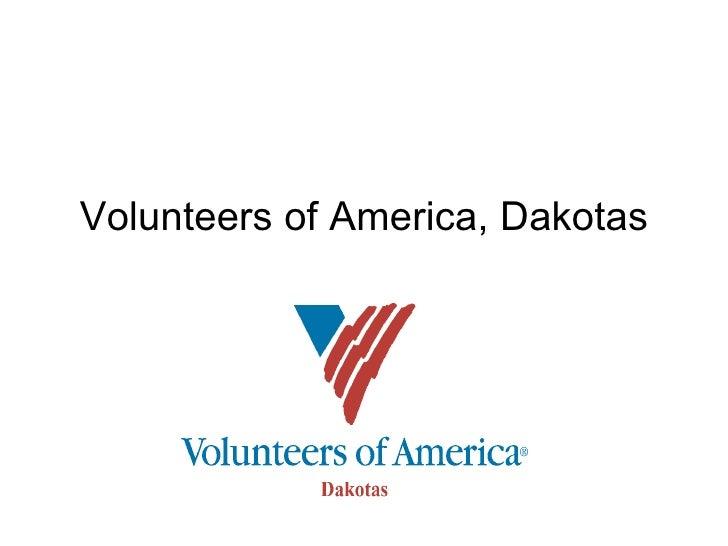 Volunteers of America, Dakotas