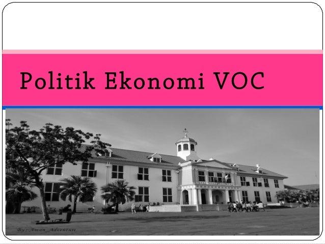 Sejarah VOC di Indonesia