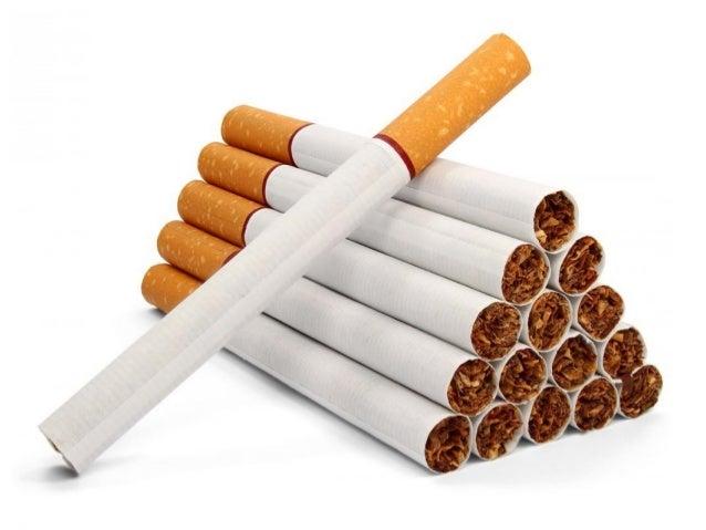 expose sur le tabac en anglais