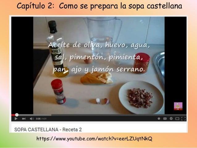 El secreto de la cueva segunda version - Sopa castellana youtube ...