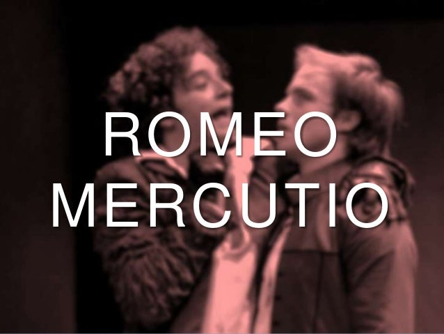 how is mercutio a foil to romeo