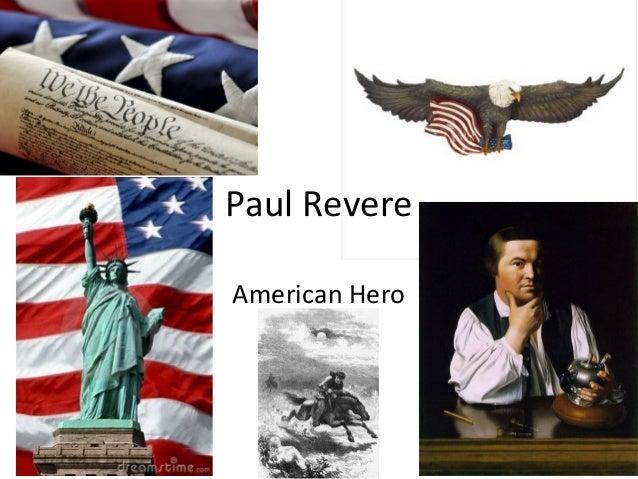 Paul Revere American Hero