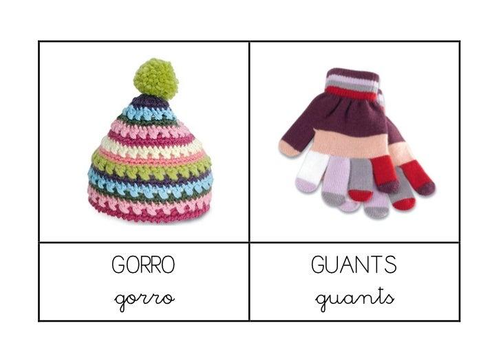 GORRO   GUANTSgorro   guants