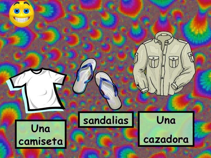 Una            parajita    Un relojUn jersey                       botas                                 Una              ...
