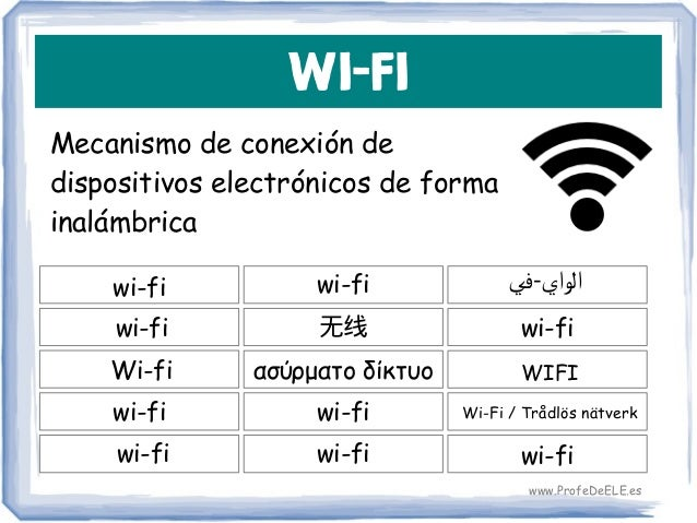 WI-FI Mecanismo de conexión de dispositivos electrónicos de forma inalámbrica wi-fi 无线 wi-fi wi-fi wi-fi ασύρματο δίκτυοWi...