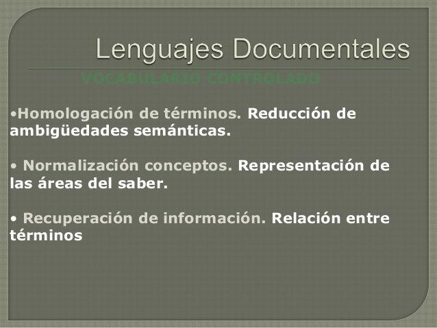 Vocabulario controlado2013 Slide 3