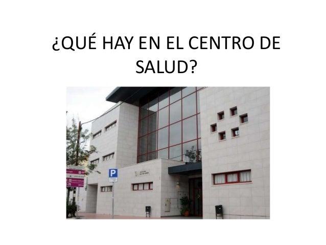 Vocabulario de los utensilios del centro de salud - Centro de salud aravaca ...