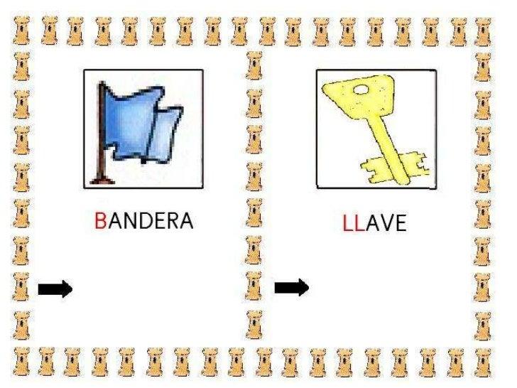 Vocabulario los castillo Slide 3