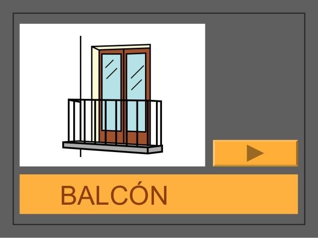 Vocabulario muebles de la casa for La casa muebles