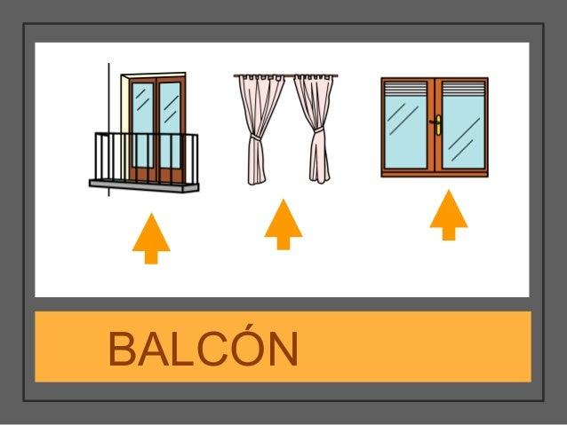 Vocabulario muebles de la casa - La casa muebles ...