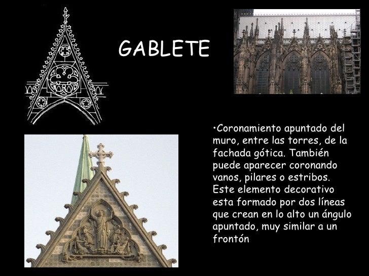 Vocabulario t rminos de arte for Arte arquitectura definicion