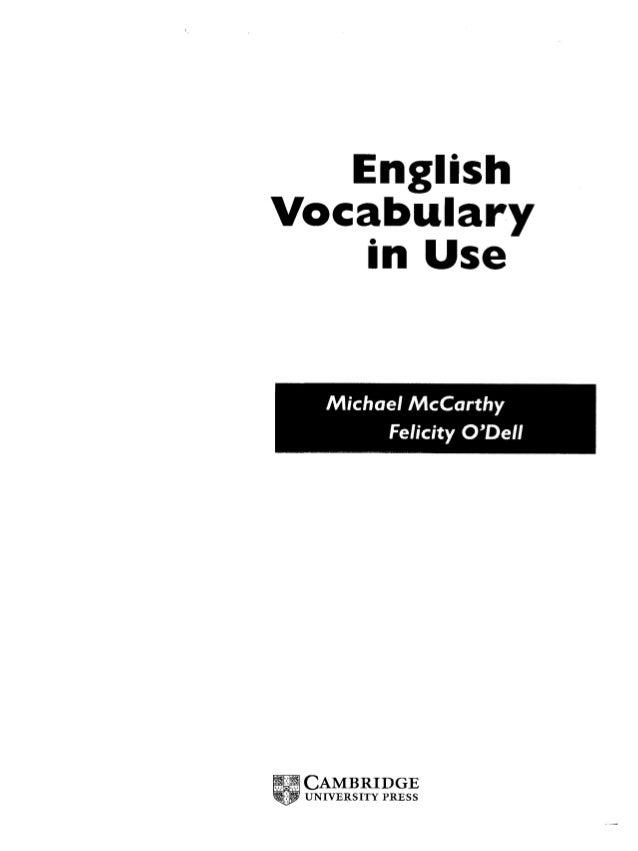 Vocabulary Slide 2
