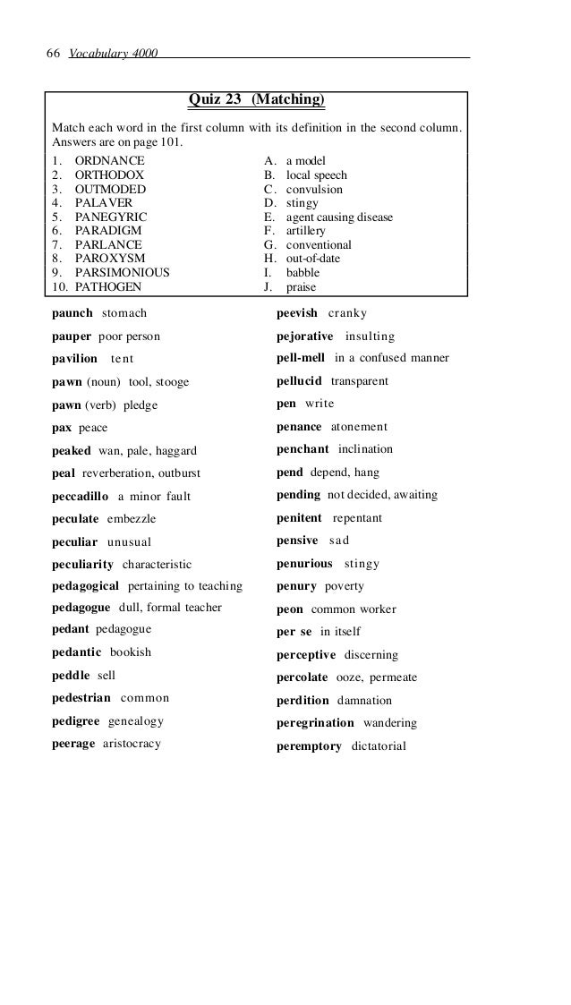 Vocabulary 4000 for Portent meaning in english