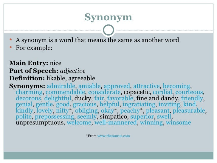 Vocabulary concepts synonym stopboris Image collections