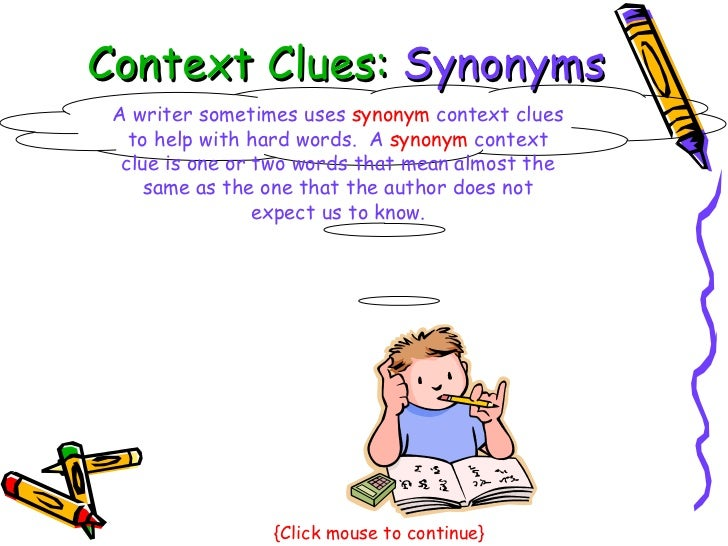 All Worksheets Synonyms And Antonyms Context Clues Worksheets – Vocabulary in Context Worksheet