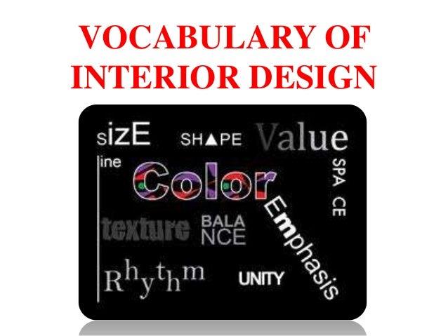 Glossary home design terms dictionary.