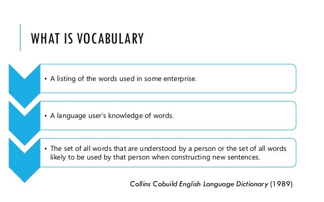 Vocabulary Teaching Implicit Vs Explicit Instruction