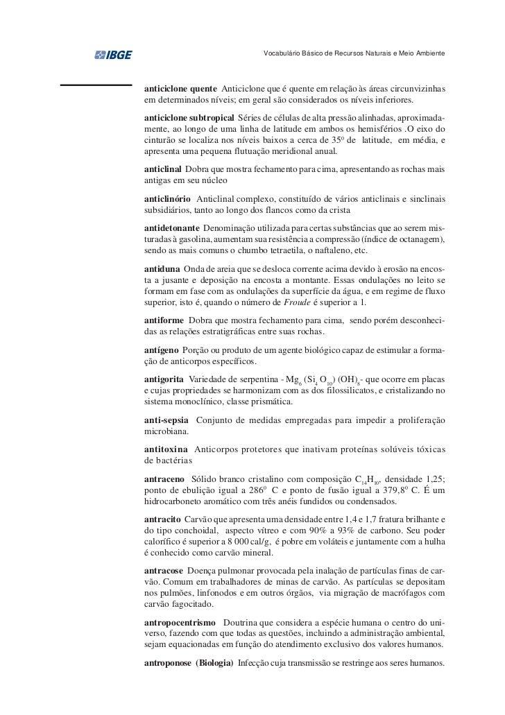 Dicionário meio ambiente a066aea238