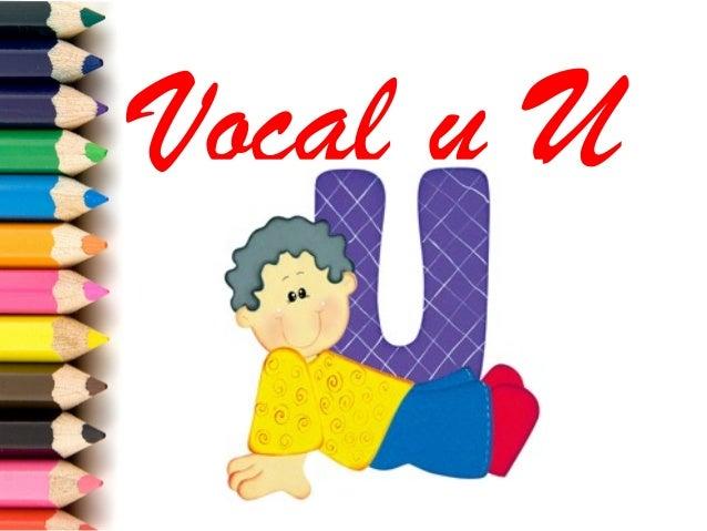 Vocal u U