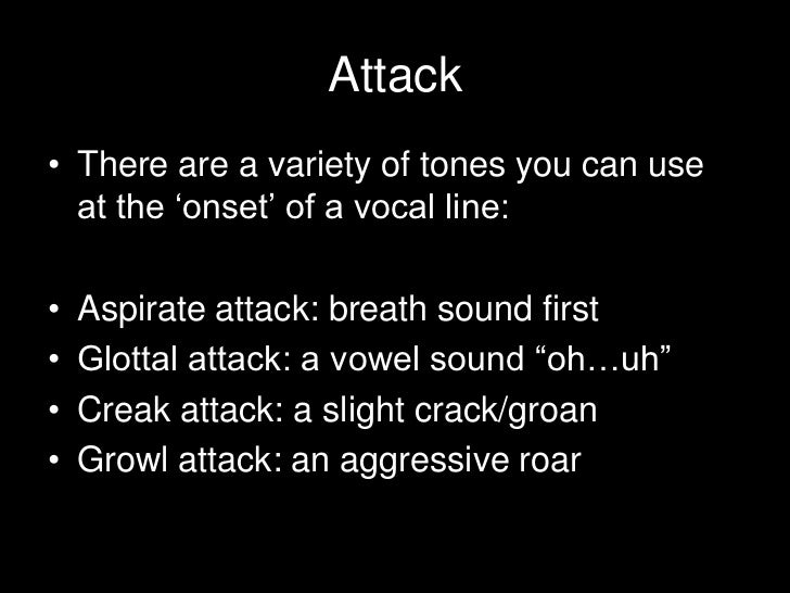 Growling Noise In Throat