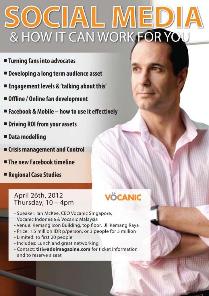 Vocanic workshop april26_2012