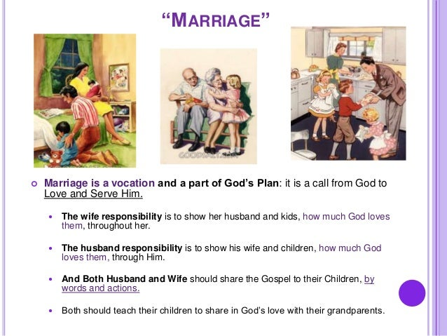 Is Marriage a Vocation?