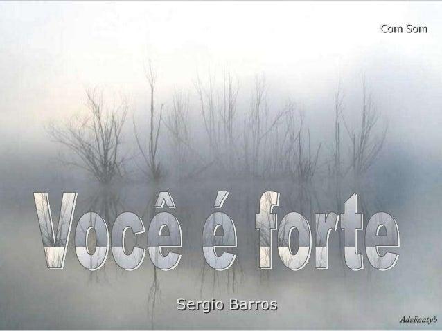Sergio Barros Com Som