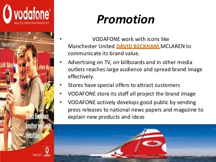 vodafones marketing mix essay Vodafone is the world's largest mobile telecommunications community,  employing over 65,000 staff and with over 130 million customers the business  operates.