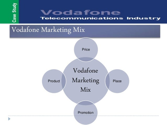 vodafone product mix Marketing mix of vodafone analyses the brand/company which covers 4ps ( product, price, place, promotion) and explains the vodafone marketing strategy.