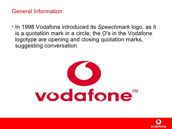 vodafone introduction Vodafone, uk's major carrier service provider, needs no introduction it is one of the largest networks and has a considerable number of users across the country it provides effective voice and data services and has the largest number of customers in the uk(more than a third of the population.