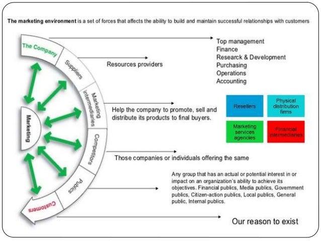 macro environment pdf