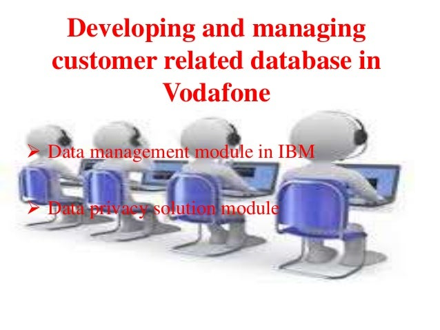 management information system on vodafone 1 management information systems stephen b harsh department of agricultural economics michigan state university harsh@msuedu introduction management information.