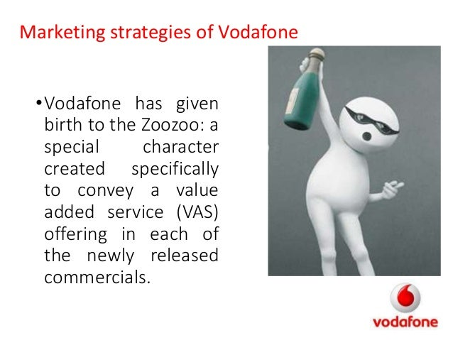 vodafone marketing