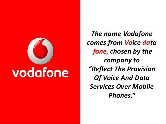 vodafone case study analysis Strategic choice: vodafone case study by m on may 16, 2012 in business,  in this context, an analysis of the conflict an organization faces while designing strategies is essential (tseng, 223) the corporation chosen for this case study is vodafone group plc.