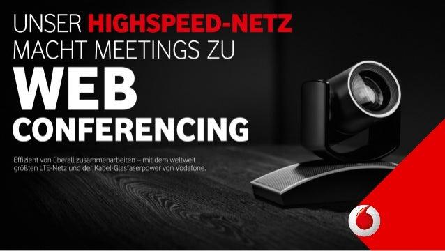 Vom Meeting zu Web Conferencing Stehen auch Sie vor der Herausforderung, Web Conferencing in Ihrem Unternehmen einzuführen...