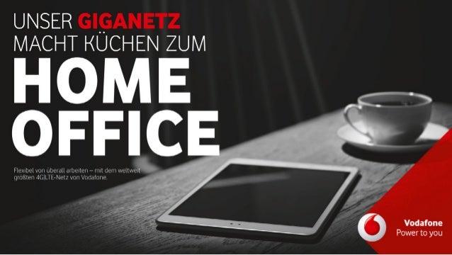 Von der Küche zum Home Office Stehen auch Sie vor der Herausforderung, Home Office in Ihrem Unternehmen einzuführen? Sie w...