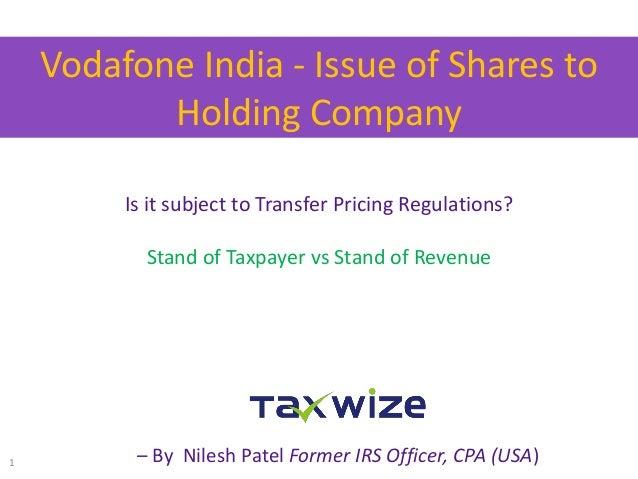 News : Vodafone Tax Case: Centre to File SLP Before Supreme Court