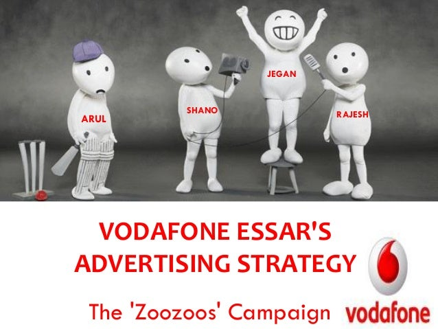 vodafone zoozoo campaign This is a slide about the vodafone zoozoo campaign, which helped vodafone gain the spot of the 2nd largest telecommunication firm in the world.