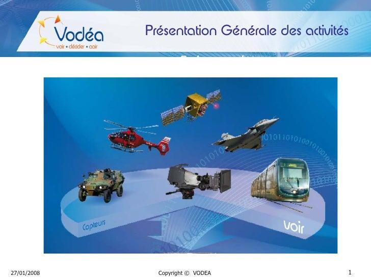 Présentation Générale des activités                      Em barquez le                      très haut débit !     27/01/20...