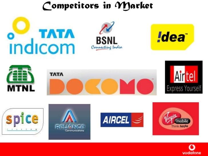Vodafone Essar : Marketing Analysis