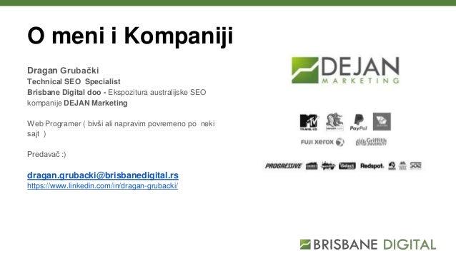 Vodic kroz e commerce seo Slide 2