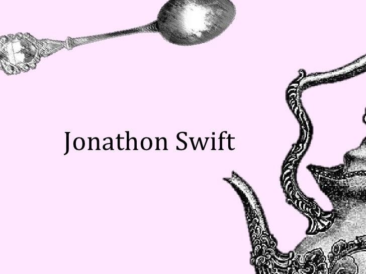 Jonathon Swift